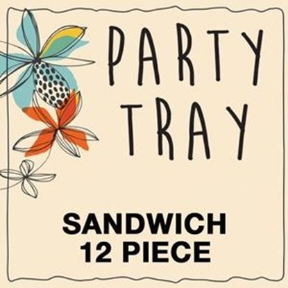 Party Tray - 12 Piece Sandwiches